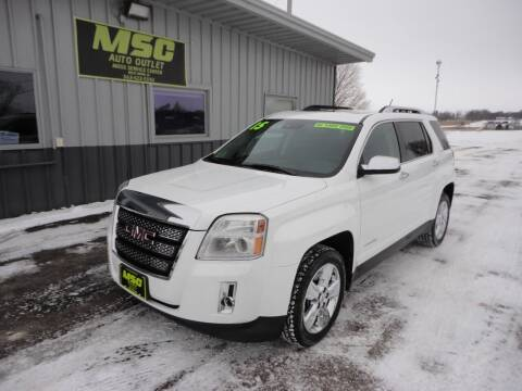 2015 GMC Terrain for sale at Moss Service Center-MSC Auto Outlet in West Union IA