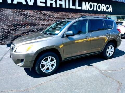 2011 Toyota RAV4 for sale at 125 Auto Finance in Haverhill MA