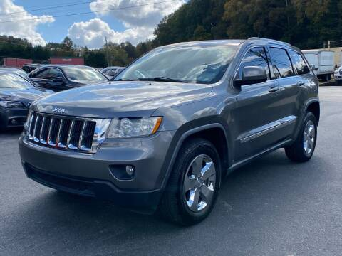 2012 Jeep Grand Cherokee for sale at Luxury Auto Innovations in Flowery Branch GA