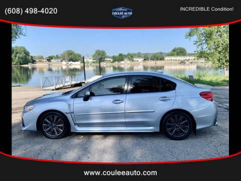 2015 Subaru WRX for sale at Coulee Auto in La Crosse WI