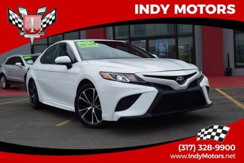2019 Toyota Camry for sale at Indy Motors Inc in Indianapolis IN