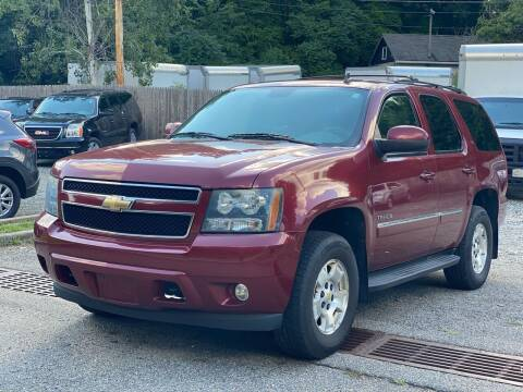 2010 Chevrolet Tahoe for sale at AMA Auto Sales LLC in Ringwood NJ