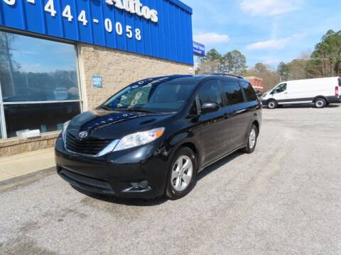 2016 Toyota Sienna for sale at 1st Choice Autos in Smyrna GA