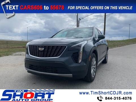 2020 Cadillac XT4 for sale at Tim Short Chrysler in Morehead KY