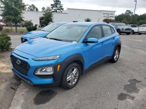 2020 Hyundai Kona for sale at PHIL SMITH AUTOMOTIVE GROUP - Pinehurst Toyota Hyundai in Southern Pines NC