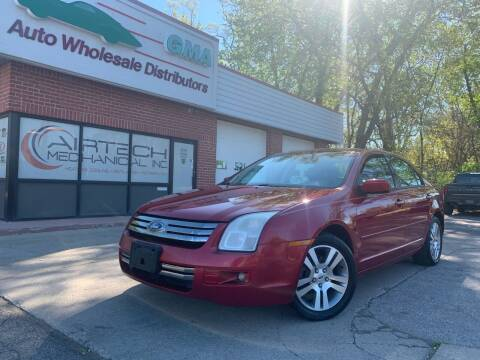 2007 Ford Fusion for sale at GMA Automotive Wholesale in Toledo OH