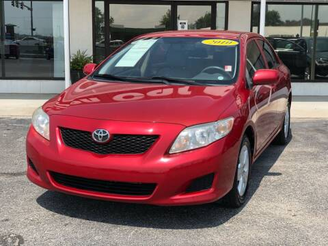 2010 Toyota Corolla for sale at Nelson Car Country in Bixby OK