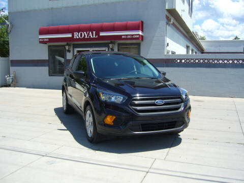 2019 Ford Escape for sale at Royal Auto Inc in Murray UT