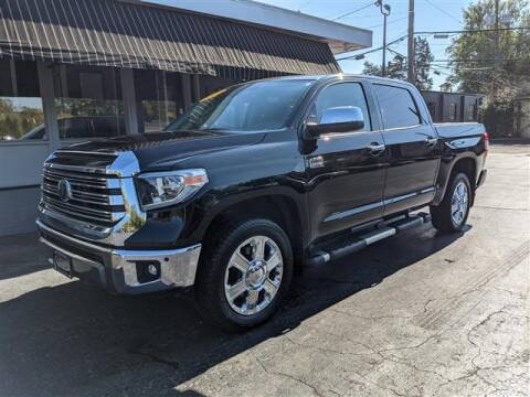 2020 Toyota Tundra for sale at GAHANNA AUTO SALES in Gahanna OH