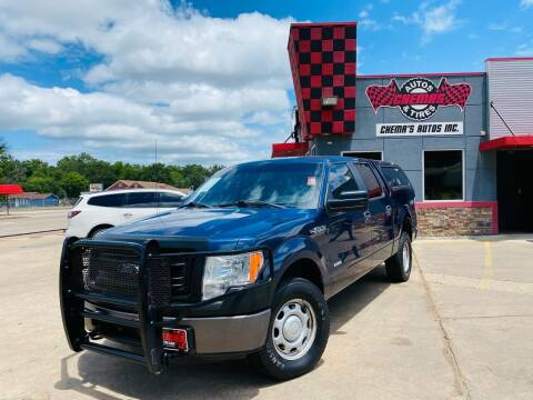 2013 Ford F-150 for sale at Chema's Autos & Tires in Tyler TX