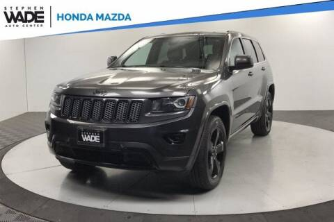 2015 Jeep Grand Cherokee for sale at Stephen Wade Pre-Owned Supercenter in Saint George UT