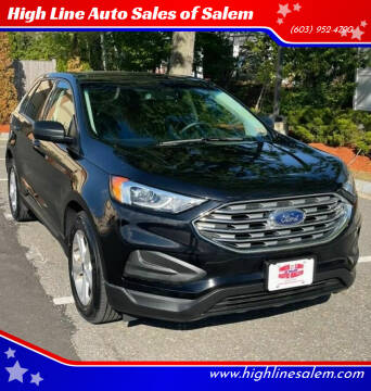 2019 Ford Edge for sale at High Line Auto Sales of Salem in Salem NH