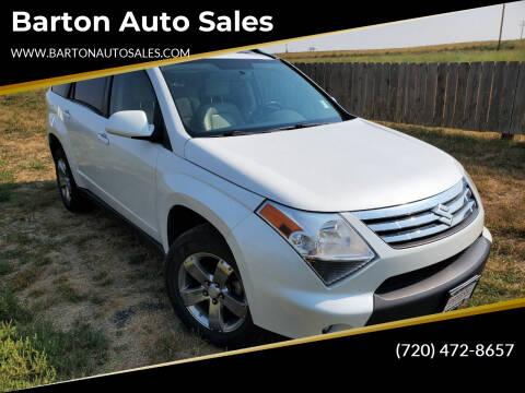 2008 Suzuki XL7 for sale at Barton Auto Sales in Longmont CO