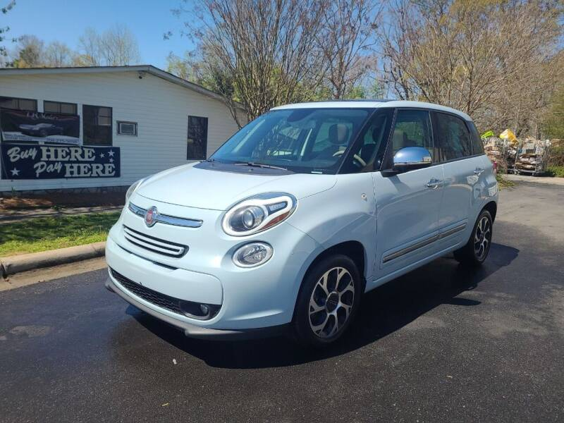 2014 FIAT 500L for sale at TR MOTORS in Gastonia NC