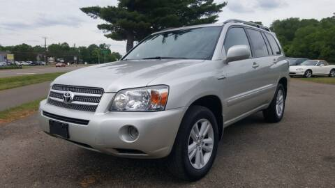 2007 Toyota Highlander Hybrid for sale at Shores Auto in Lakeland Shores MN
