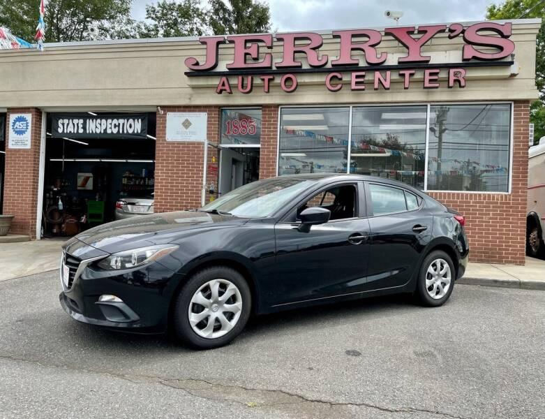 2014 Mazda MAZDA3 for sale at JERRY'S AUTO CENTER in Bellmore NY