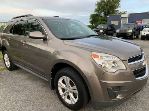 2011 Chevrolet Equinox for sale at TD MOTOR LEASING LLC in Staten Island NY