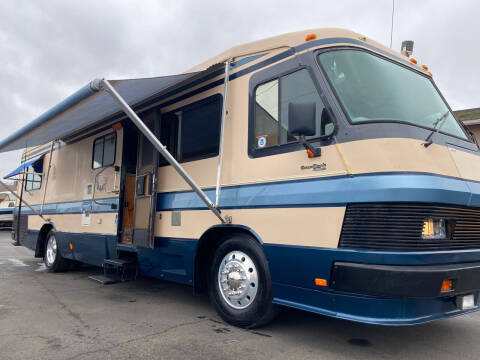 1989 Monaco 36' for sale at Dorn Brothers Truck and Auto Sales in Salem OR