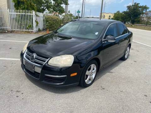 2008 Volkswagen Jetta for sale at UNITED AUTO BROKERS in Hollywood FL
