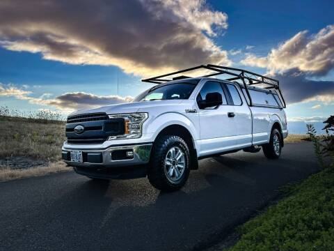2018 Ford F-150 for sale at Accolade Auto in Hillsboro OR
