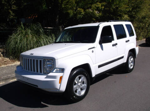 2011 Jeep Liberty for sale at Eastside Motor Company in Kirkland WA