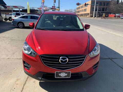 2016 Mazda CX-5 for sale at Mulder Auto Tire and Lube in Orange City IA
