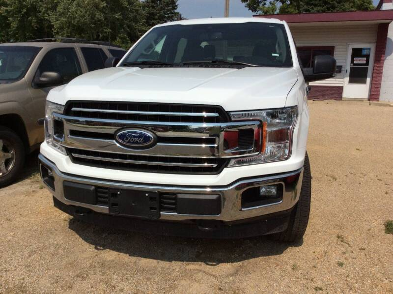 2019 Ford F-150 for sale at Kimpton Auto Sales in Wells MN