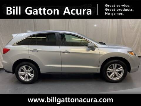 2014 Acura RDX for sale at Bill Gatton Used Cars - BILL GATTON ACURA MAZDA in Johnson City TN