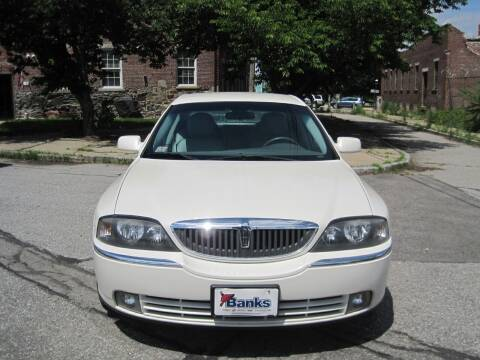 2005 Lincoln LS for sale at EBN Auto Sales in Lowell MA