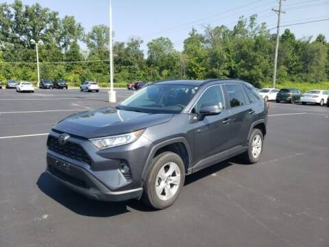 2019 Toyota RAV4 for sale at White's Honda Toyota of Lima in Lima OH