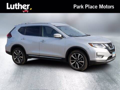 2019 Nissan Rogue for sale at Park Place Motor Cars in Rochester MN