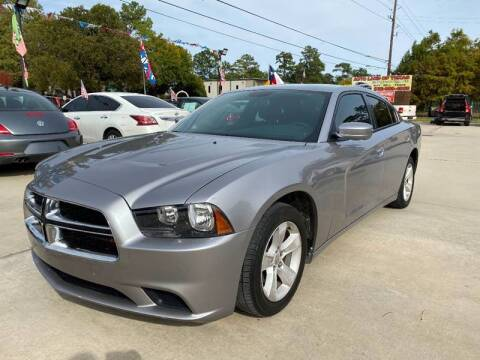 2014 Dodge Charger for sale at Auto Land Of Texas in Cypress TX