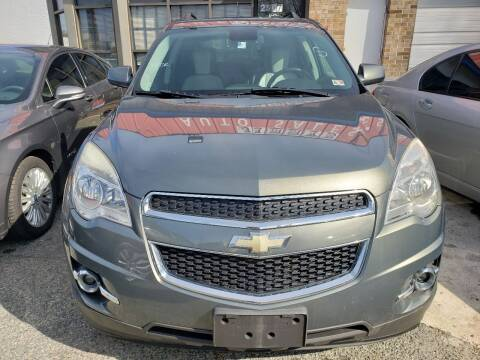 2013 Chevrolet Equinox for sale at Jimmys Auto INC in Washington DC