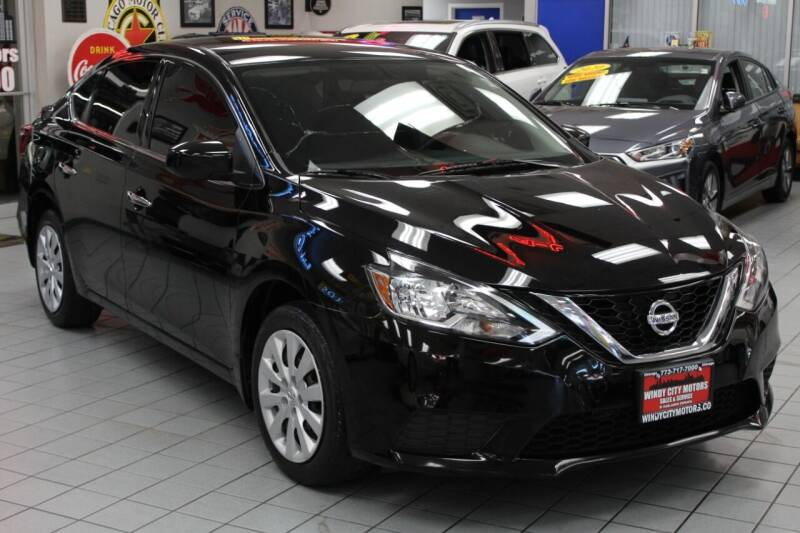 2017 Nissan Sentra for sale at Windy City Motors in Chicago IL