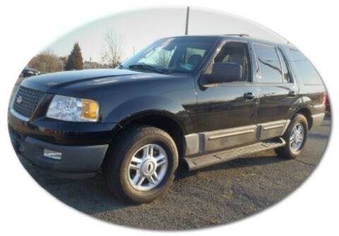 2004 Ford Expedition for sale at Black Tie Classics in Stratford NJ