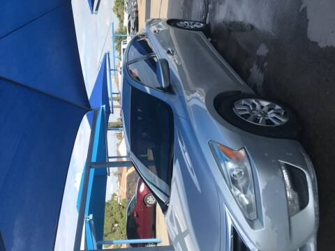 2013 Nissan Altima for sale at Autos Montes in Socorro TX