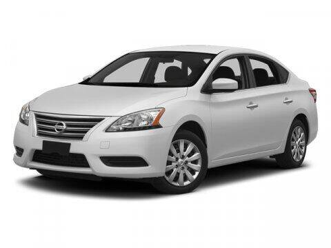 2014 Nissan Sentra for sale at Wally Armour Chrysler Dodge Jeep Ram in Alliance OH