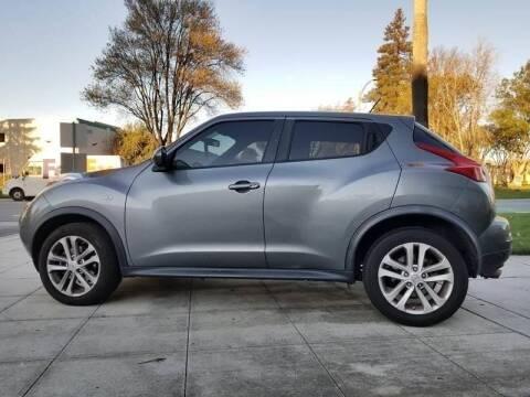 2012 Nissan JUKE for sale at Top Motors in San Jose CA