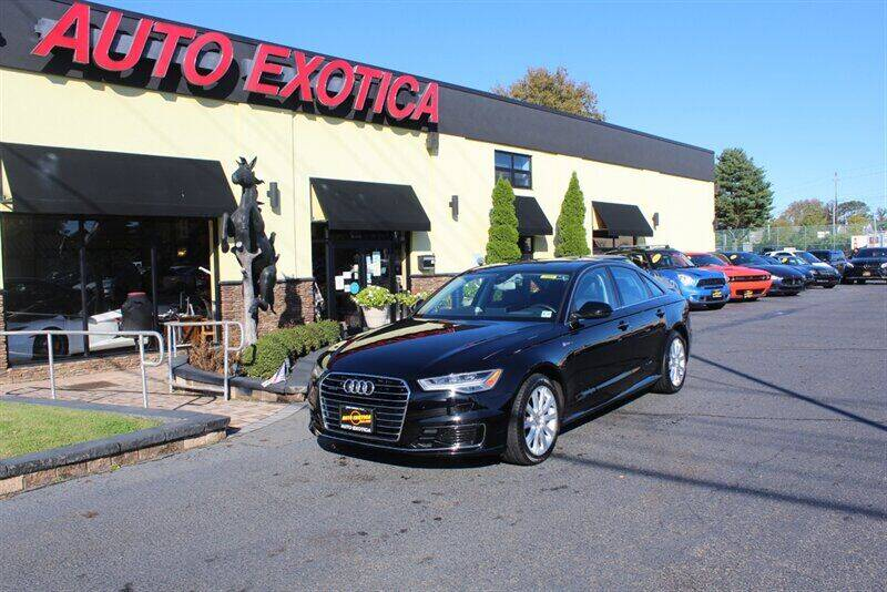 2016 Audi A6 for sale at Auto Exotica in Red Bank NJ