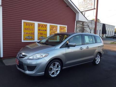 2010 Mazda MAZDA5 for sale at Mack's Autoworld in Toledo OH
