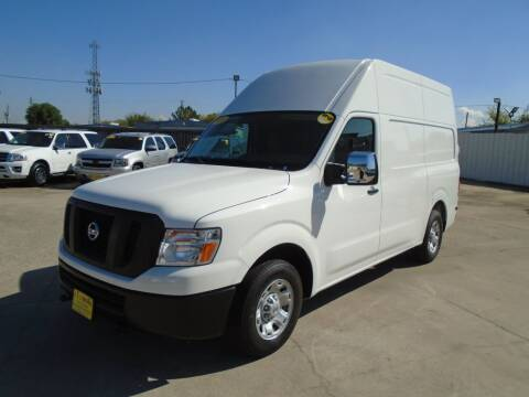 2019 Nissan NV Cargo for sale at BAS MOTORS in Houston TX
