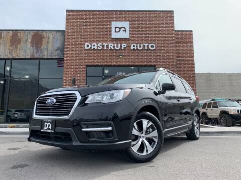 2019 Subaru Ascent for sale at Dastrup Auto in Lindon UT