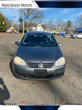 2007 Volkswagen Rabbit for sale at Manchester Motors in Manchester CT