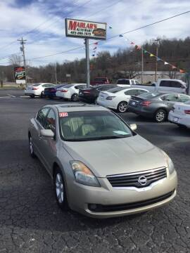 2009 Nissan Altima for sale at MARLAR AUTO MART SOUTH in Oneida TN