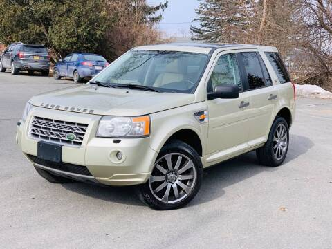 2008 Land Rover LR2 for sale at Y&H Auto Planet in West Sand Lake NY