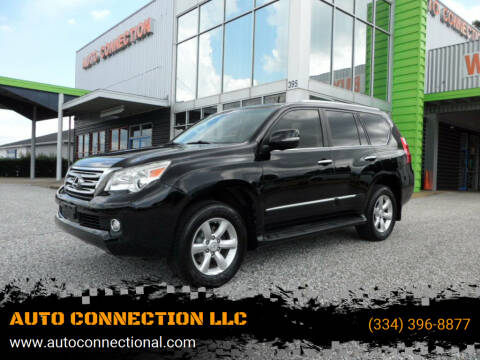 2011 Lexus GX 460 for sale at AUTO CONNECTION LLC in Montgomery AL