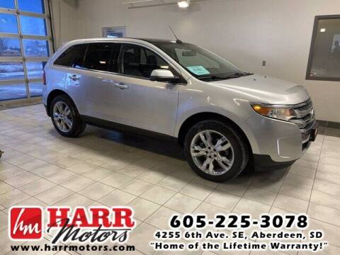 2011 Ford Edge for sale at Harr's Redfield Ford in Redfield SD