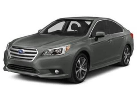 2015 Subaru Legacy for sale at Griffeth Mitsubishi - Pre-owned in Caribou ME
