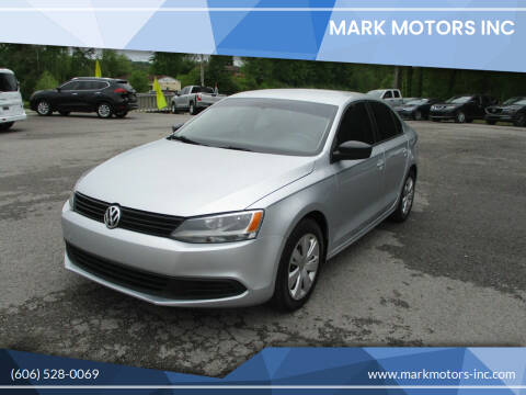 2014 Volkswagen Jetta for sale at Mark Motors Inc in Gray KY