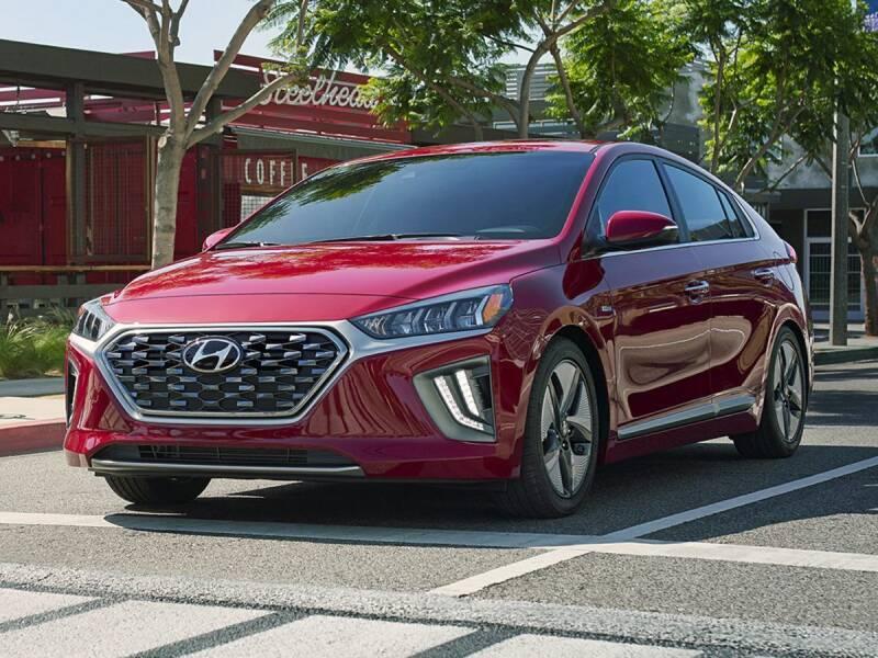 2022 Hyundai Ioniq Hybrid for sale in Framingham, MA